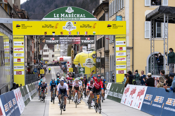 Taliansky cyklista Sonny Colbrelli