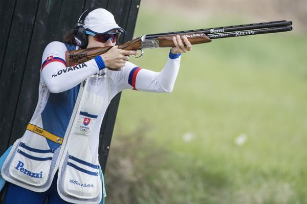 Slovenská reprezentantka v športovej
