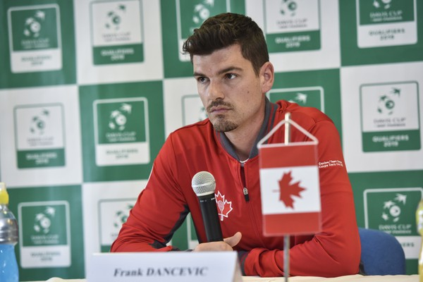 Kapitán daviscupového tímu Kanady