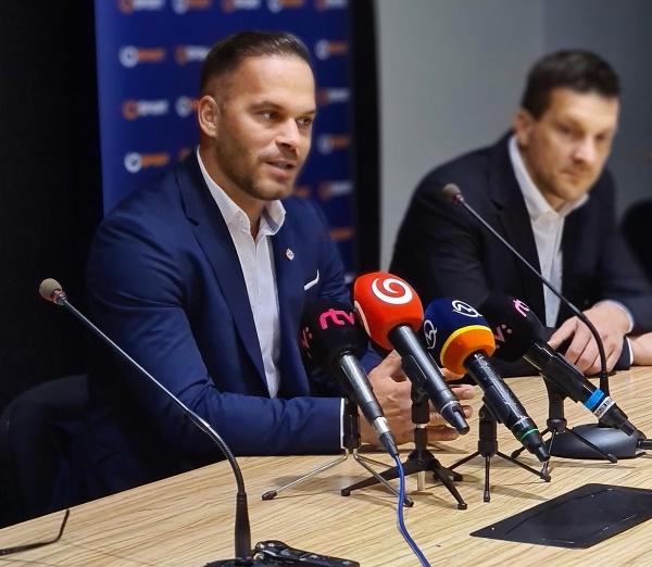 Tlačová konferencia iClinic Bratislava