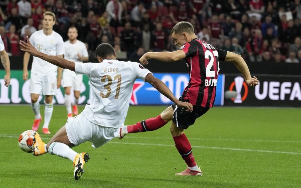 Florian Wirtz dáva gól