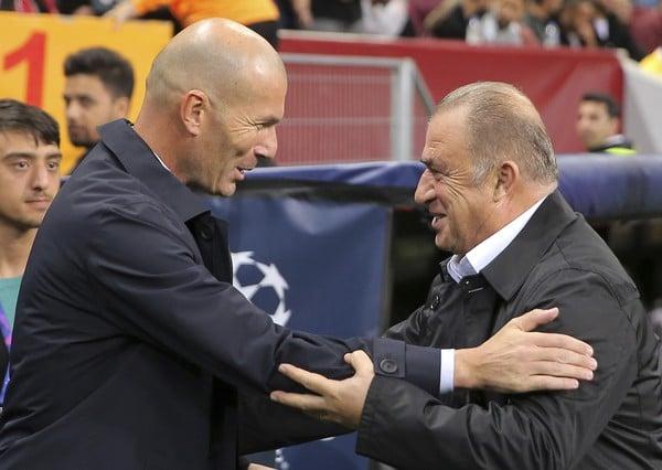 Zinedine Zidane sa zdraví