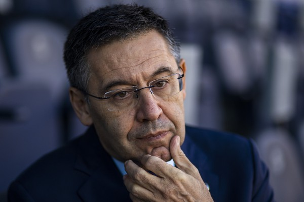 Prezident FC Barcelona Josep