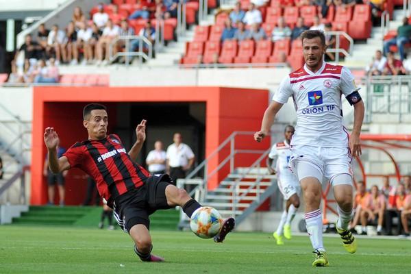 Filip Dangubič FC Spartak