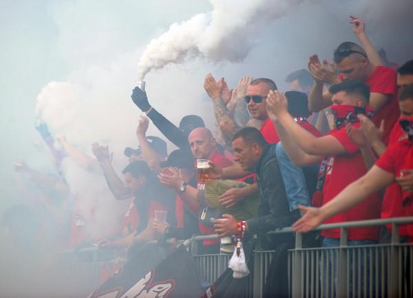 Fanúšikovia FC Spartak Trnava