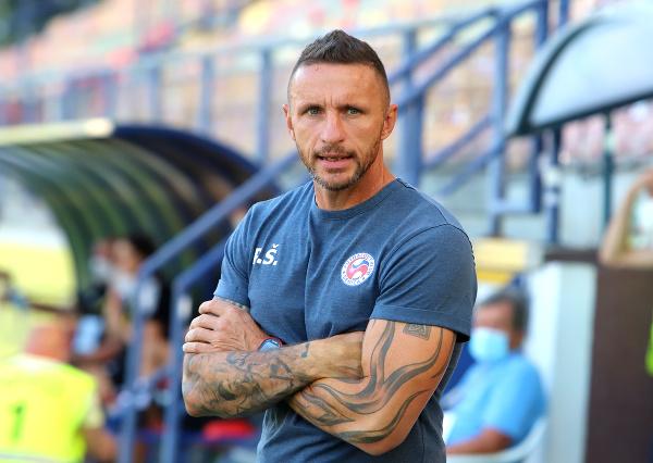 Tréner FK Senica Pavel