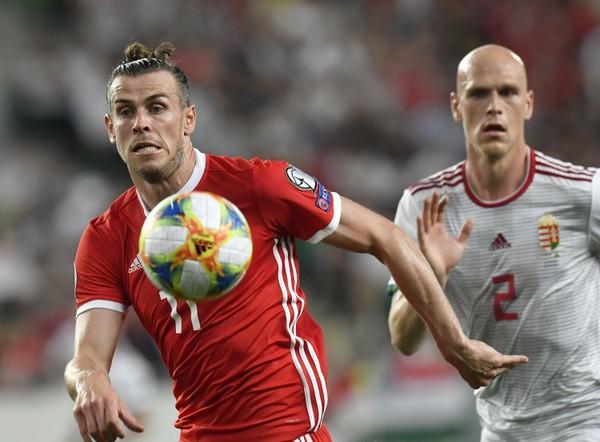 Gareth Bale a Botond