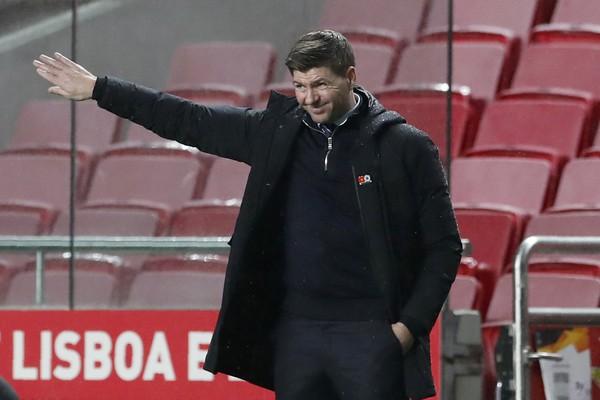 Tréner Glasgowu Rangers Steven