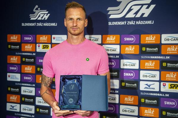 Martin Straňovský získal cenu