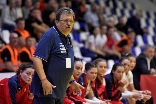 Tréner slovenskej reprezentácie žien