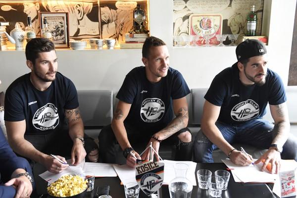 Hokejové posily tipsportligového HC