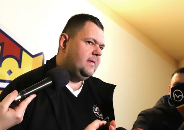 Športový riaditeľ klubu HC