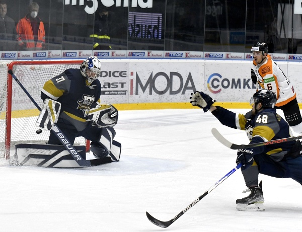 Brankár HC Slovan Bratislava