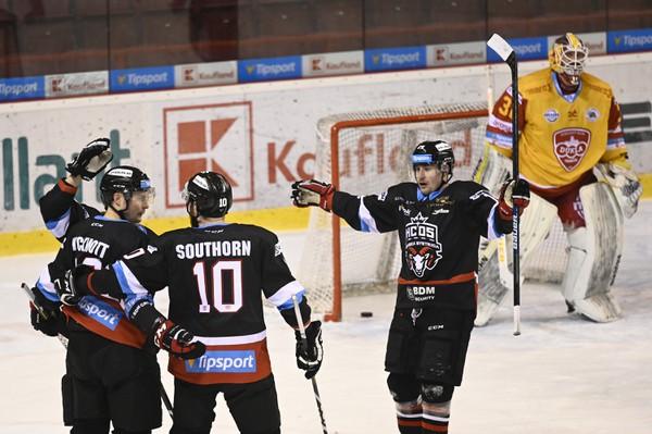 Hráči HC'05 iClinic Banská