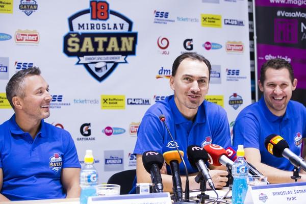 Ľubomír Višňovský, Miroslav Šatan