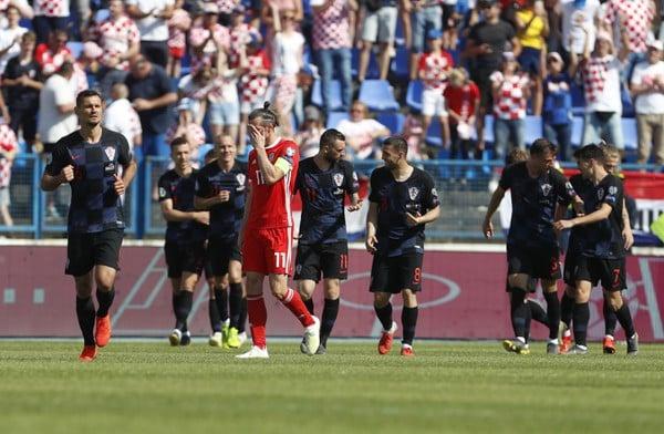 Frustrovaný Gareth Bale a