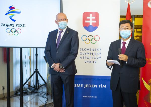Prezident Slovenského olympijského a