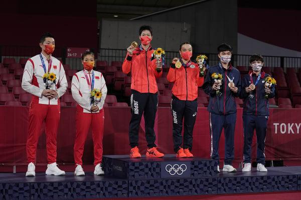 Držitelia medailí v novej