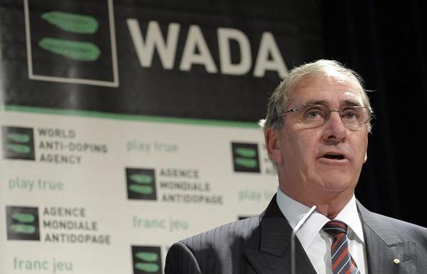 prezident WADA Austrálčan John