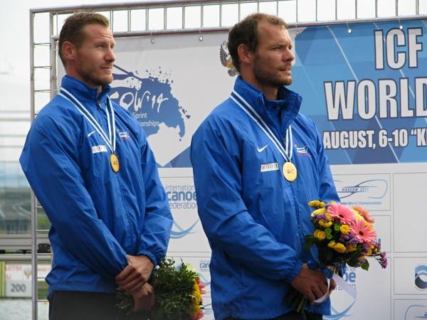 Erik Vlček a Juraj