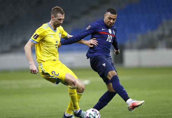 Sergey Maliy a Kylian