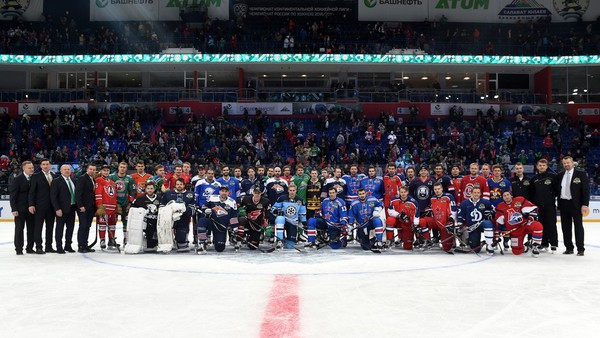 KHL All Stars Game