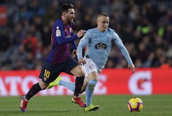 Lionel Messi a Stanislav