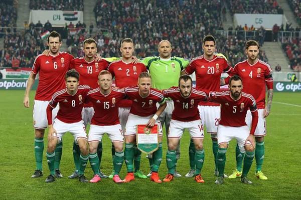 Maďarsko, Euro 2016