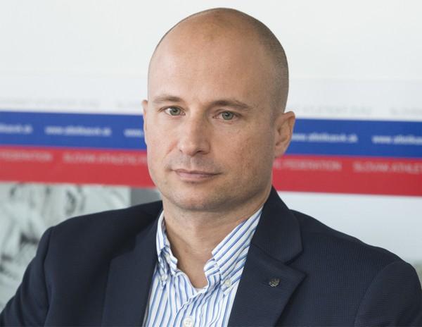 Šéftréner SAZ Martin Pupiš