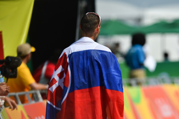 Matej Tóth získal zlato