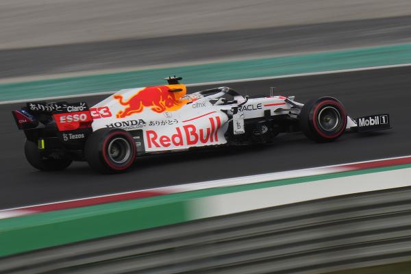 Max Verstappen v špeciálnom