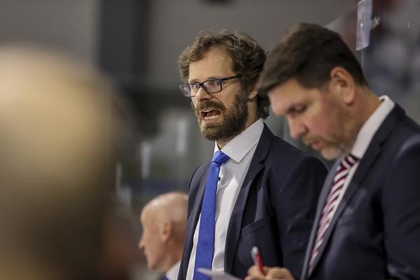 Asistenti trénera slovenskej hokejovej