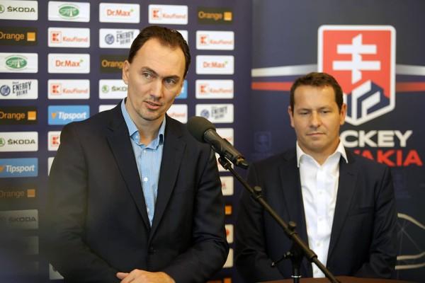 Miroslav Šatan a Martin