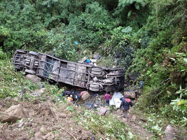 Tragická nehoda autobusu si