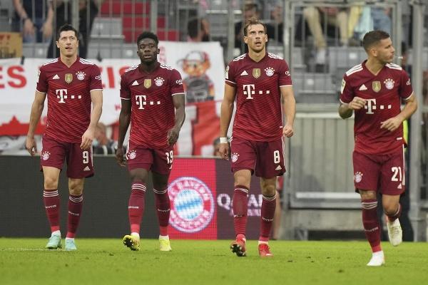 Frustrovaní futbalisti Bayernu Mníchov