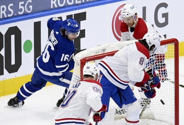Hráči Montrealu nedokázali zastaviť