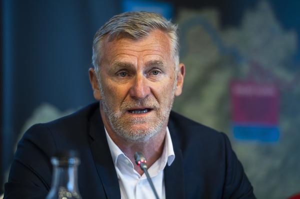 Generálny riaditeľ medzinárodných cyklistických