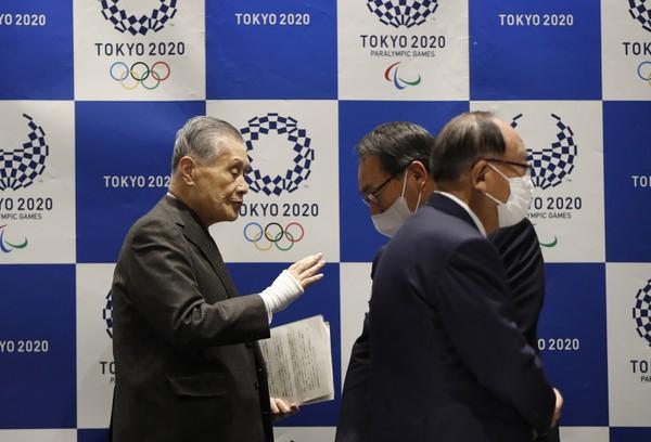 Prezident organizačného výboru olympijských