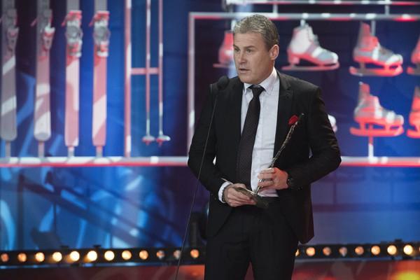 Tréner mladíkov Pavel Hapal