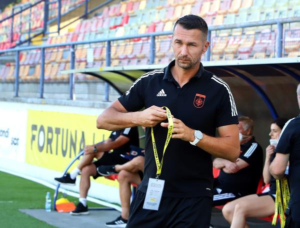 Tréner MFK Ružomberok Peter