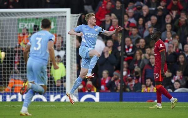 Hráč Manchesteru City Kevin