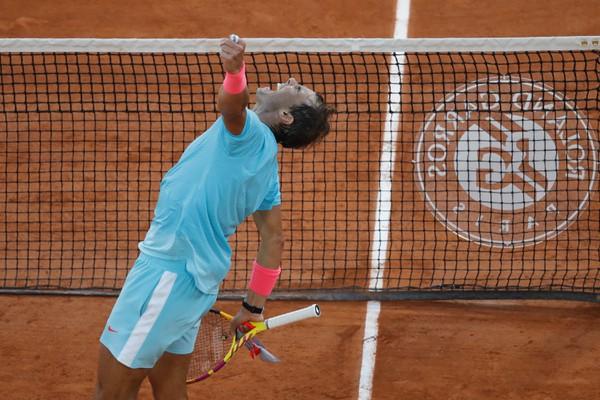 Španielsky tenista Rafael Nadal