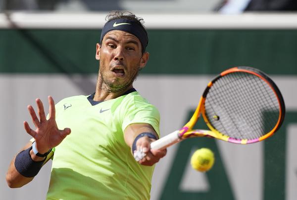 Španiesky tenista Rafael Nadal