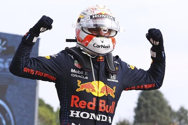 Max Verstappen vyhral VC