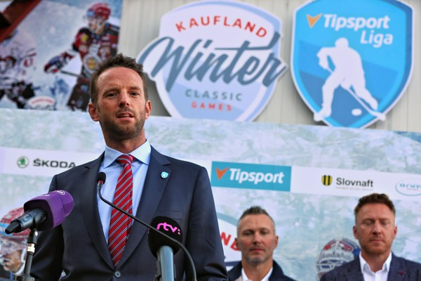 Riaditeľ Pro-Hokeja Richard Lintner