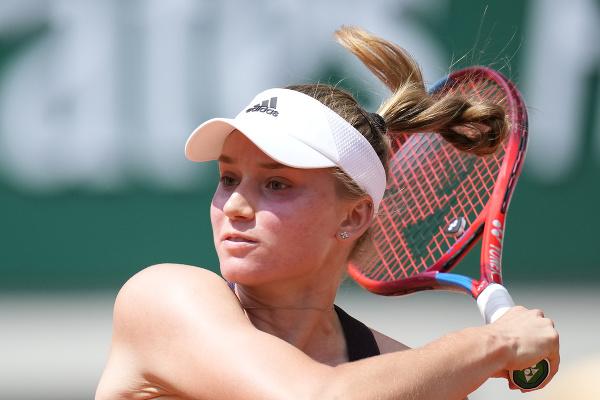 Kazašská tenistka Jelena Rybakinová
