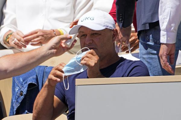 Slovenský tréner svetovej tenisovej
