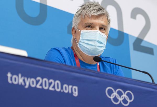 Lekár slovenskej výpravy športovcov
