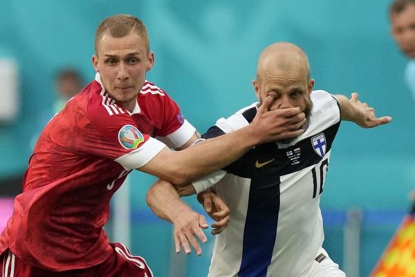 Dmitri Barinov a Teemu