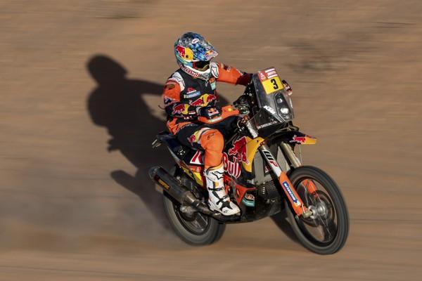 Britský motocyklista Sam Sunderland